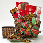 holiday food gift baskets